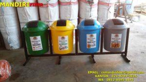 tong sampah fiber, harga tong sampah fiber, jual tong sampah fiber bulat, tong sampah fiber 50 liter,