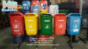 jual tempat sampah fiber, harga tong sampah fiber, jual tong fiber,