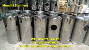 Toko Tong Sampah Fiber Glass di Kabupaten Pamekasan