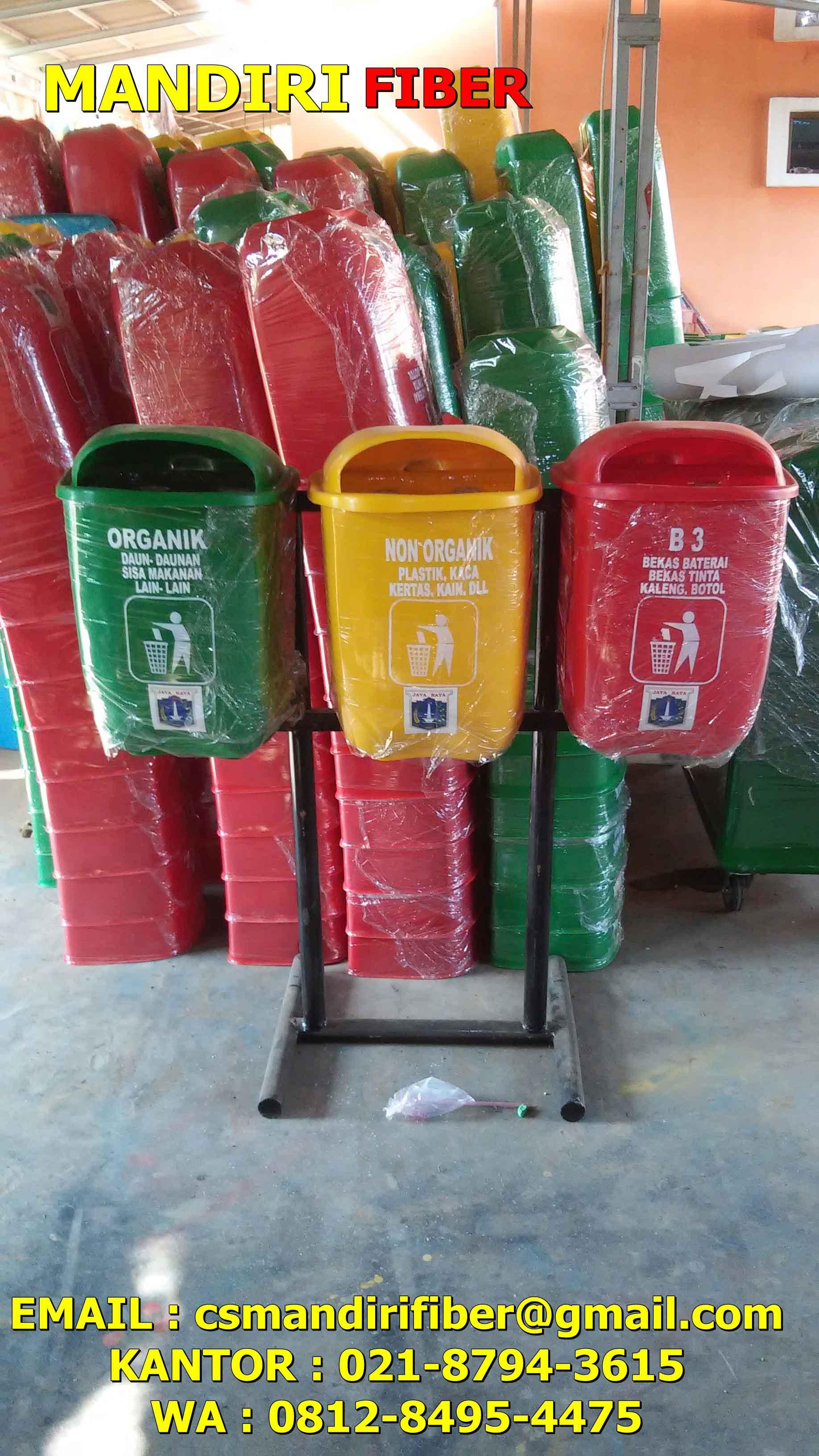 tempat sampah fiber oval, jual tong sampah fiber, harga tong sampah fiber.,
