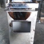 Tong sampah stainless ( D )