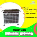 TROLLEY LINEN KOTAK FULL