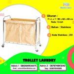 Trolley Laundry Besar