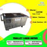 Trolley Linen Kotor
