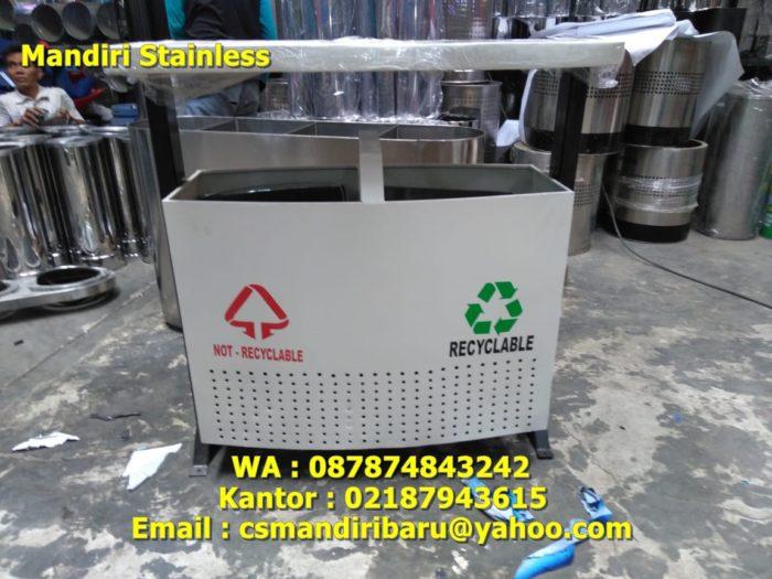 jual tempat sampah stainless, harga tong sampah stainless, jual tong sampah stainless, tong sampah stainless