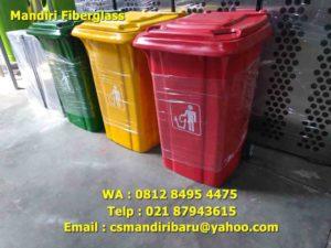 jual tong sampah fiberglass, harga tong fiber, tong fiber,