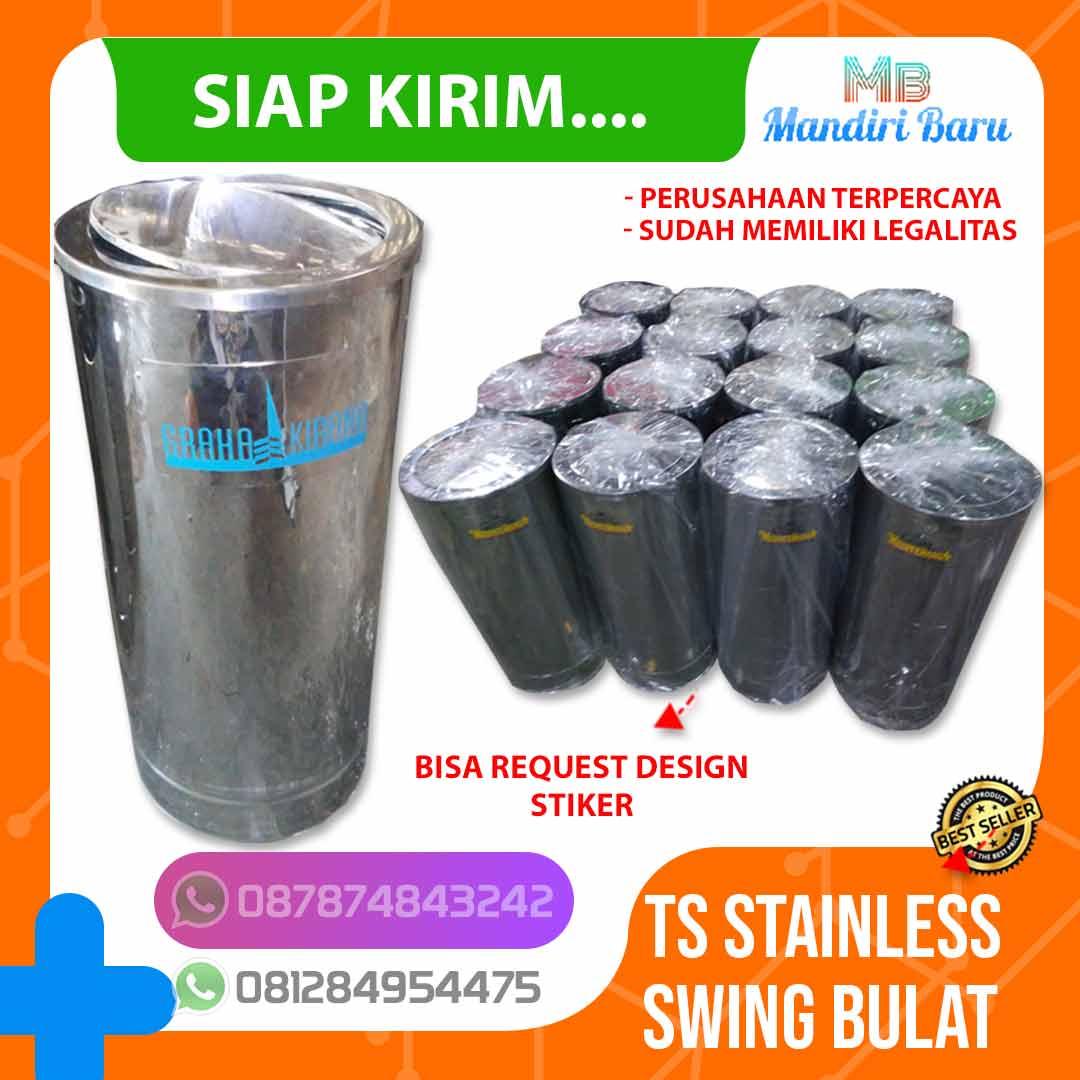 tempat sampah stainless steel, jual tong stainless murah di jakarta, harga tempat sampah stainless di bandung,