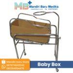 BOX BAYI BAHAN STAINLESS