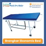 Jual Brankar Dorong UGD – Emergency Brancard Bahan Besi